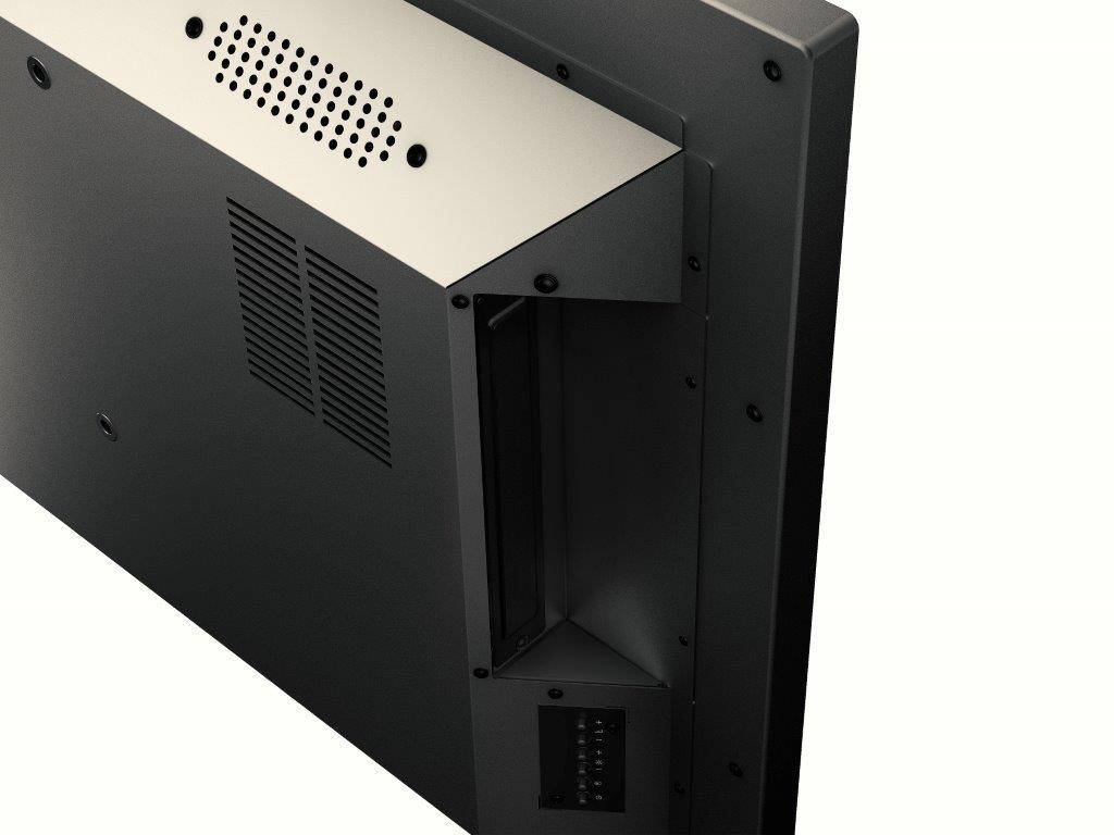 Toshiba TD-E401 close-up