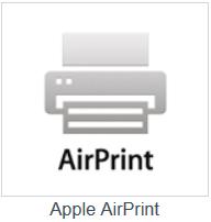 konicaminolta apple air print
