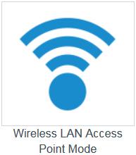 konicaminolta wirelessLAN access point