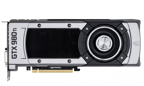 NVIDIA GeForce GTX 980 ti 3