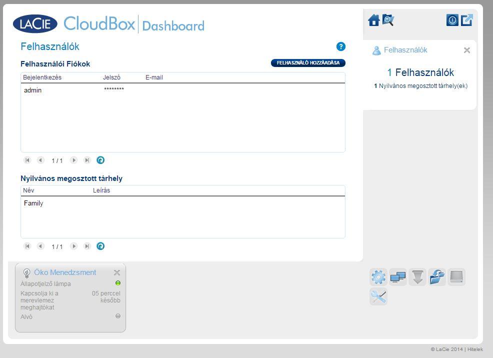 Lacie Cloud Box 3