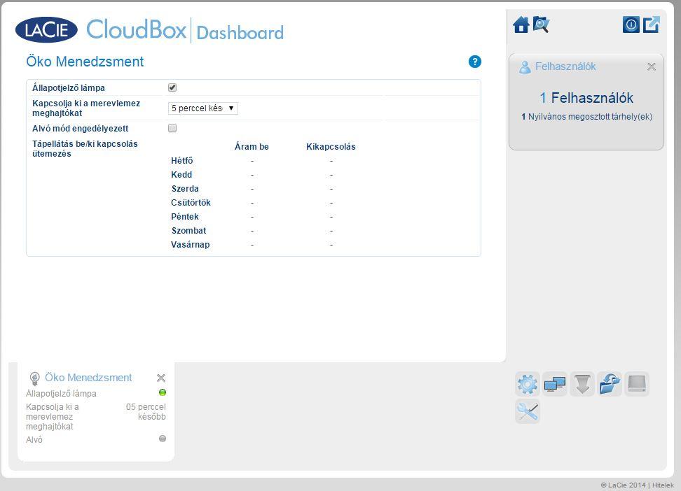 Lacie Cloud Box 7
