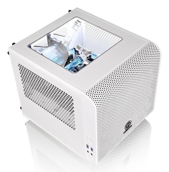Thermaltake Core V1 Snow Edition 001