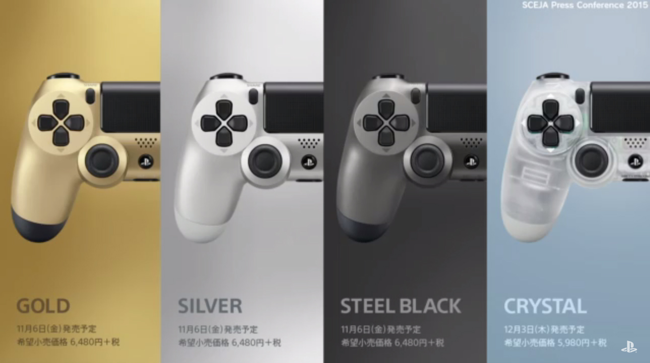 PS4 Controllers copy