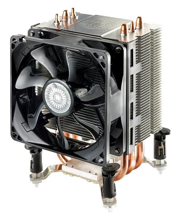 Cooler Master hyper tx3i angle