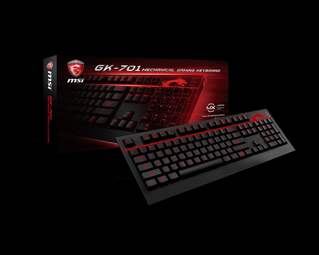 MSI GK 701 1