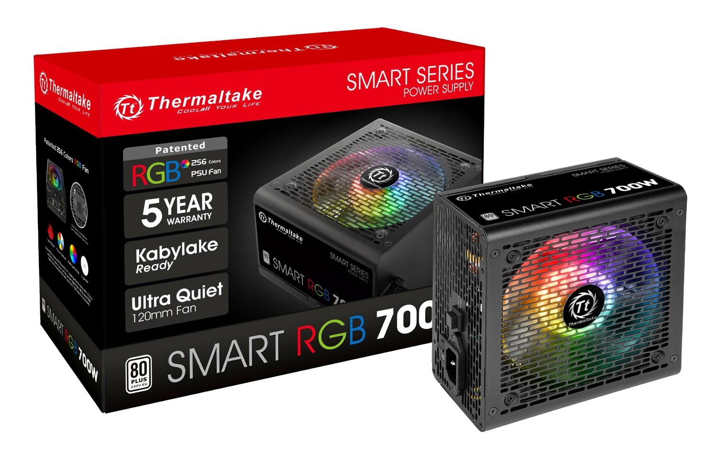 Thermaltake Smart RGB Power Supply 700W 230V